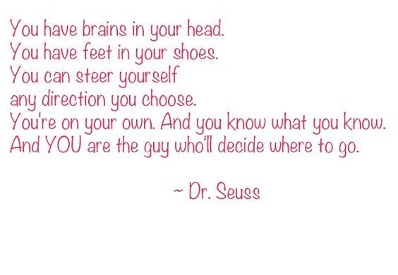 love Dr. Suess
