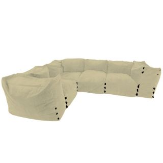 Beanbag Corner Sofa Very Interesting Would Be Great In A