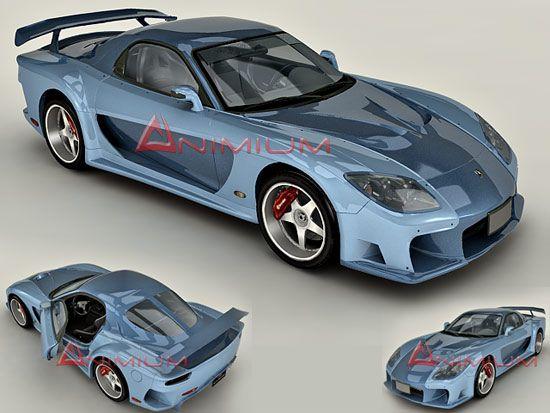 mazda rx-7 veilside fortune. my future car | cars | pinterest
