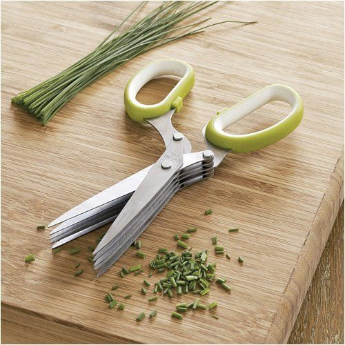 herb scissors  I need these!