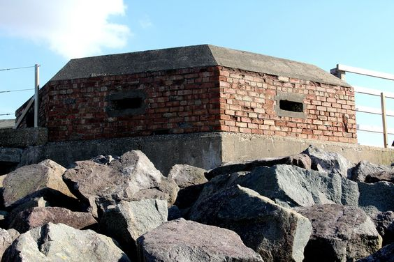 Four North Norfolk pillboxes