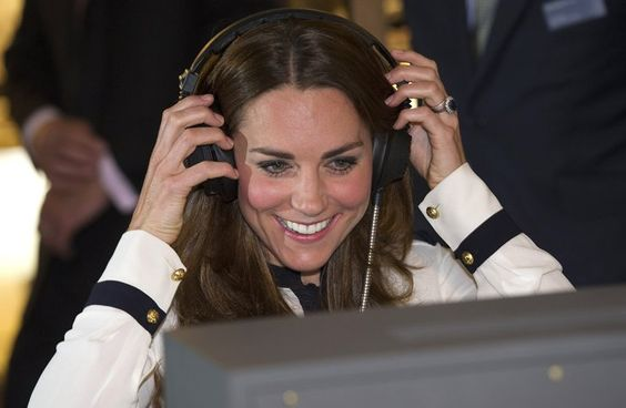 Pin for Later: Kate Middleton's Latest Solo Appearance Looks Like a Lot of Work