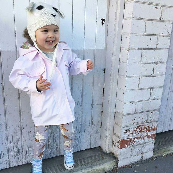 Millie makes the most adorable little lamb  @milliemummymelbourne #acornkids #kidshats #merinowool #handmade #fairtrade #ethical