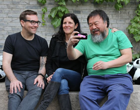 Ai Weiwei Teams Up With Wikileaks Activist Jacob Appelbaum For Collaboration http://www.artlyst.com/articles/ai-weiwei-teams-up-with-wikileaks-activist-jacob-appelbaum-for-collaboration