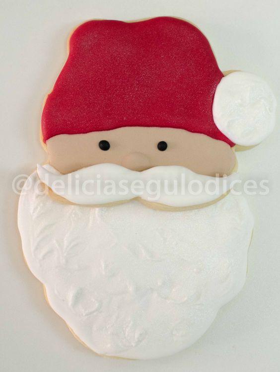 Biscoitos Papai Noel