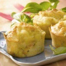 Muffins au Vieux Pané