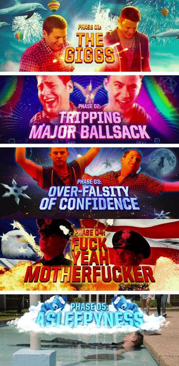 21 Jump Street. Best movie ever.