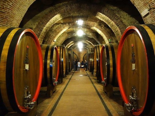 USA TODAY Travel ‏@usatodaytravel  3h3 hours ago Rick Steves: Exploring wonderful wine towns in Tuscany http://usat.ly/1RHls8a   - Embedded image permalink