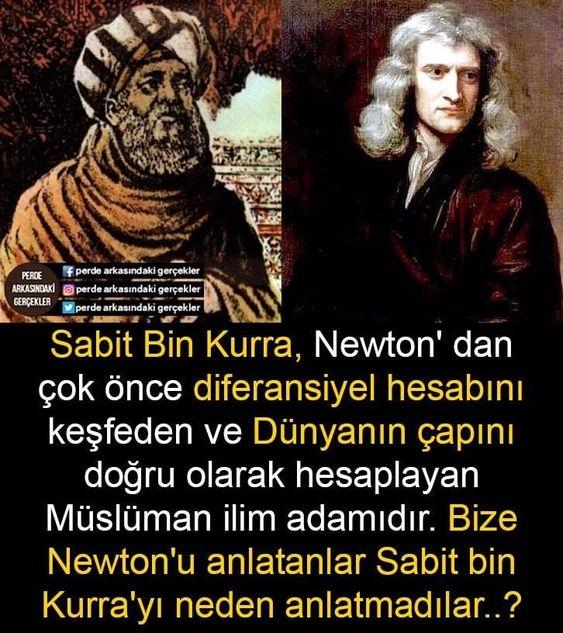 Sabit bin Kurra... #bilim