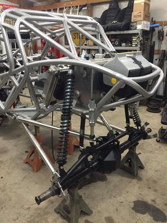 Rock Crawler Chassis : Love this rigs tube chassis rock bouncing cars