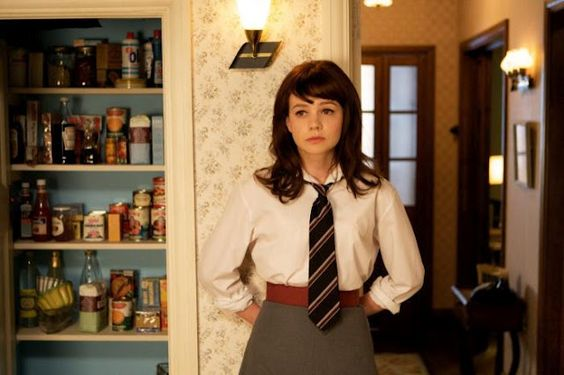 Carey Mulligan in 'An education'.