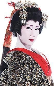黒×赤のお着物の早乙女太一