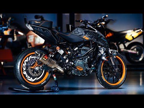 All New 2020 Ktm 250 Duke Stunt Bike Rokon Vlog 93 Youtube