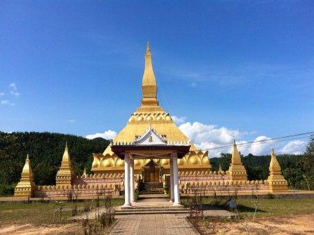 Luang Namtha in Laos