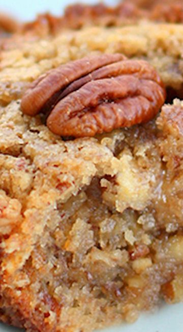 Pecan Pie Muffins [Preheat oven to 350; Grease muffin pan; Mix 1 c brown sugar, .5 c flour, 2 c chopped pecans; In a separate bowl mix 2/3 c butter, and 2 eggs; Stir in dry ingredients; Fill muffin cups to 2/3 full; Bake for 15-17 minutes]