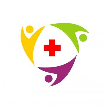 تصميم الشعار الطبي مع الناس دائرية الرموز الشعبية شعارات أيقونات أيقونات طبية Png والمتجهات للتحميل مجانا Icono Medico Iconos Personas Logotipo M