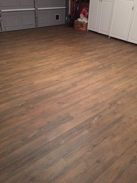 I Put This Down On My Garage Floor To, Wood Floor Garage