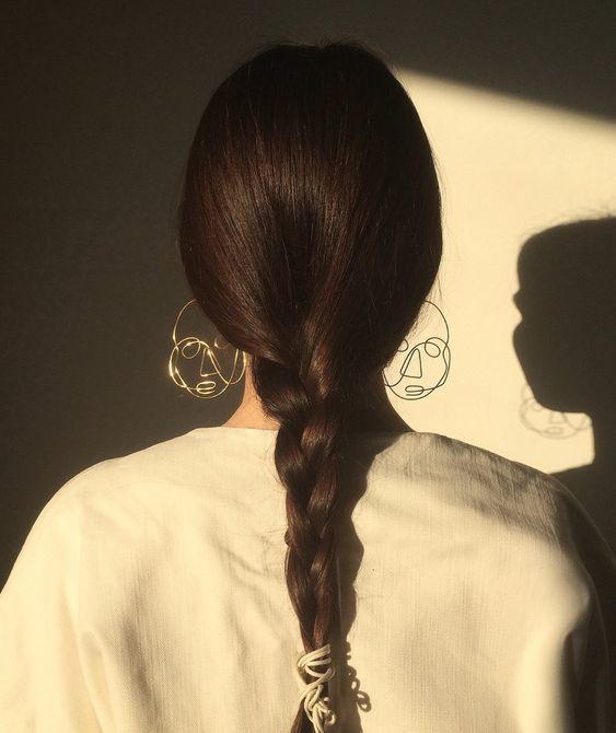 Earrings 4 (gold)