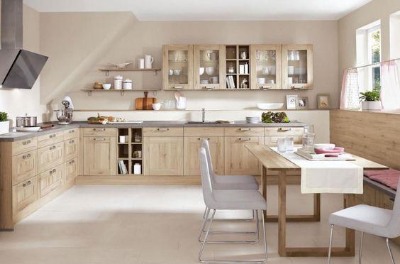 nobilia Küchen - Produkte - Küchengalerie - Weiß Küche\/Esszimmer - nobilia k chen farben