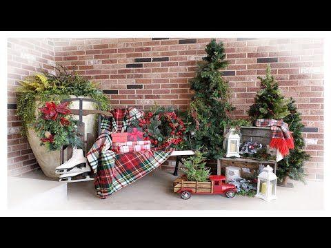 Youtube Christmas Home Tours 2020 CHRISTMAS HOME TOUR 2019   CHRISTMAS DECOR   YouTube in 2020