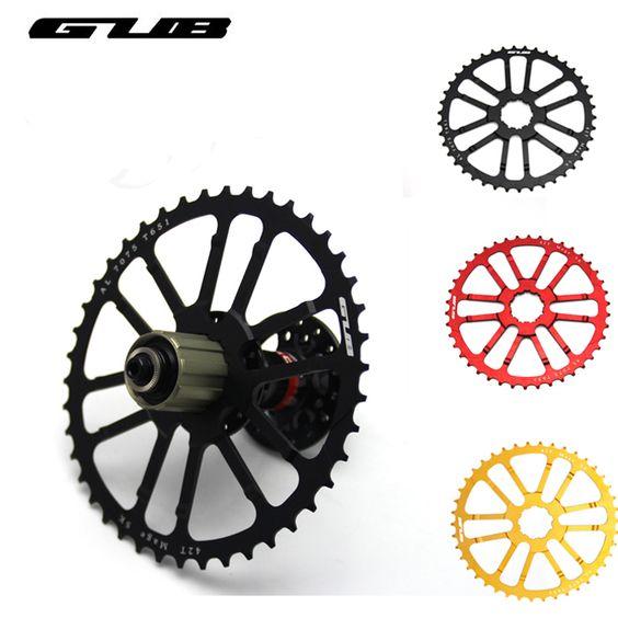 GUB Mountain Bike 42T Freewheel //Price: $47.99 & FREE Shipping //     #hashtag4