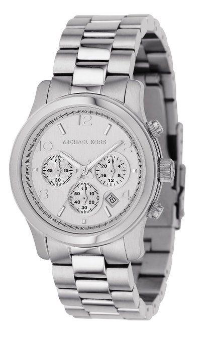 Michael Kors MK5076 - Reloj de mujer de cuarzo, correa de acero inoxidable color plata: Michael Kors: Amazon.es: Relojes