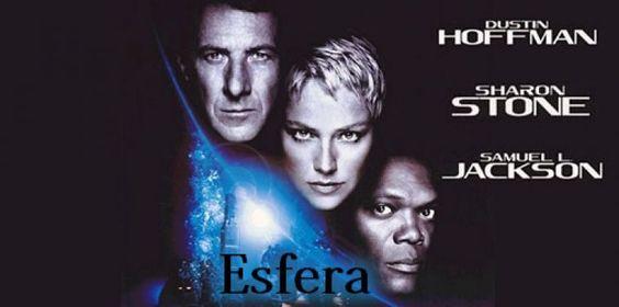 """""""Uma obra de ficção científica de Barry Levinson, com um misto de terror e suspense, onde uma missão secreta, faz um grupo de profissionais de diferentes áreas, encontrarem uma misteriosa esfera"""""""