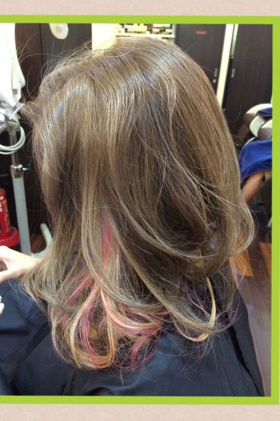 pink mixcolor