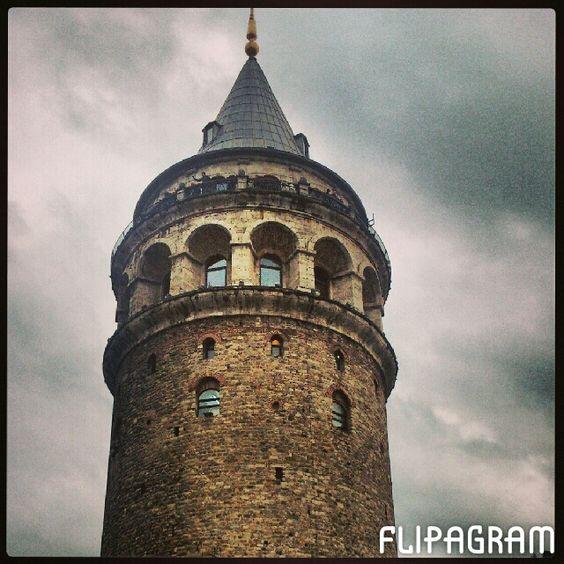 #GalataKulesi #Flipagram #video #istanbul #super #numberone #gezi #gezmeler #gezmece #tarihimekan