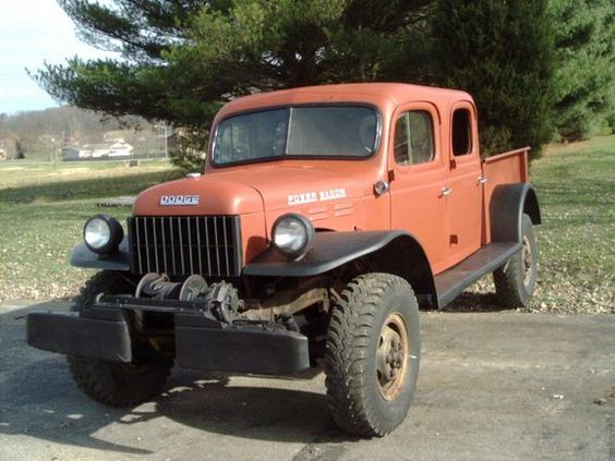 Dodge Power Wagon Crew Cab by Matt Tisdale
