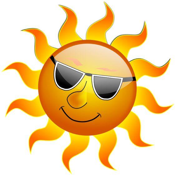 Open Book Clip Art Sun Rays