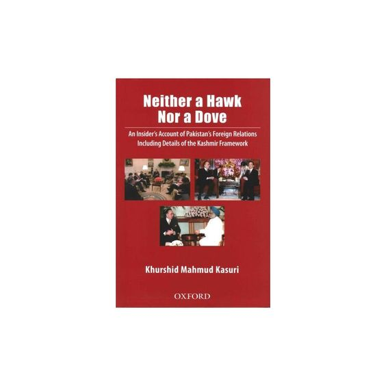 Neither a Hawk Nor a Dove (Hardcover)