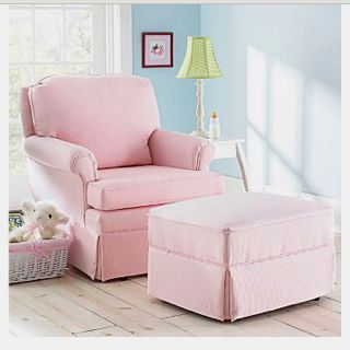 Pink rocker and glider from jcpenney! Love it!