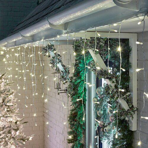 Icicle Lights The Seasonal Aisle Colour