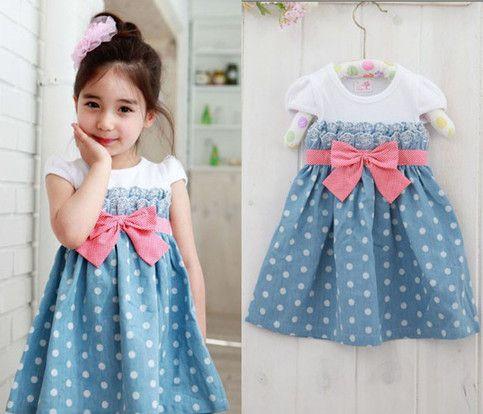 Baju Anak Perempuan Usia 1-10 tahun