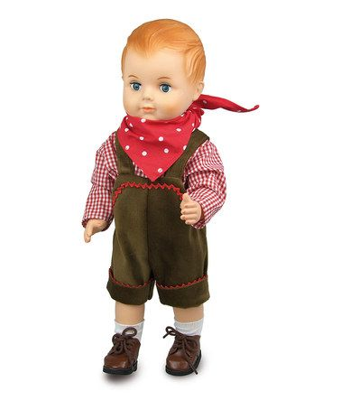 Take a look at this Hansel Doll by Petit Colin on #zulily today!