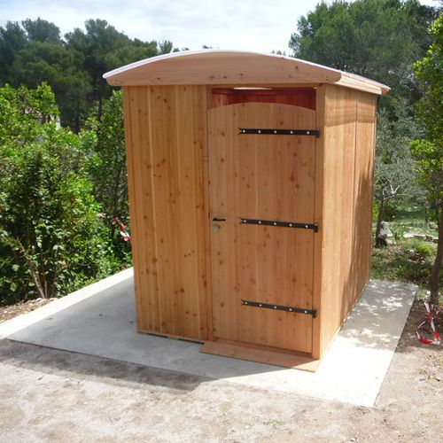 Toilette s che d 39 ext rieure toilettes cologiques for Toilette petite surface