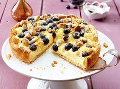 Unser beliebtes Rezept für Blaubeer-Pudding-Kuchen und mehr als 55.000 weitere kostenlose Rezepte auf LECKER.de.
