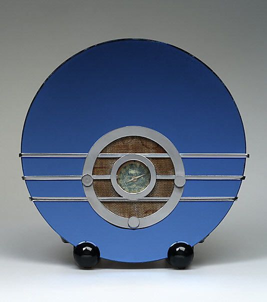 walter dorwin teagues bluebird collection Sparton bluebird radio (model 566) design date 1934 designer walter dorwin  teague (1883–1960, american) manufacturer sparks–withington company.