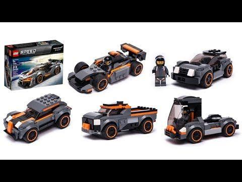 Lego Technic Alternative