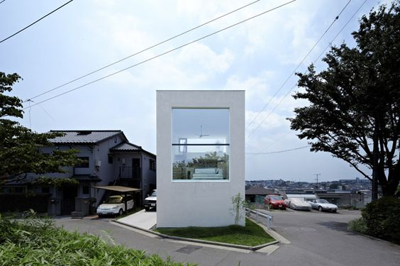Hiyoshi_housing by Eana architecture http://eana.jp