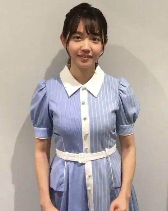 田中瞳アナ 高校