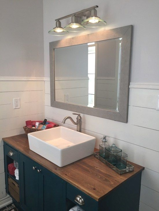 New Bathroom Countertop Ideas Bathroom Vanity Makeover Diy Bathroom Vanity Makeover Wooden Bathroom Vanity