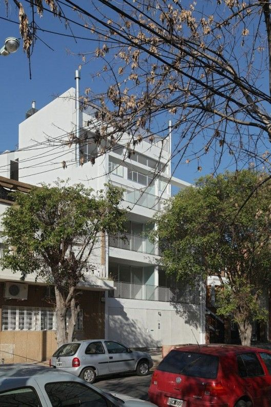 Edificio Tamborini / Ignacio Szulman
