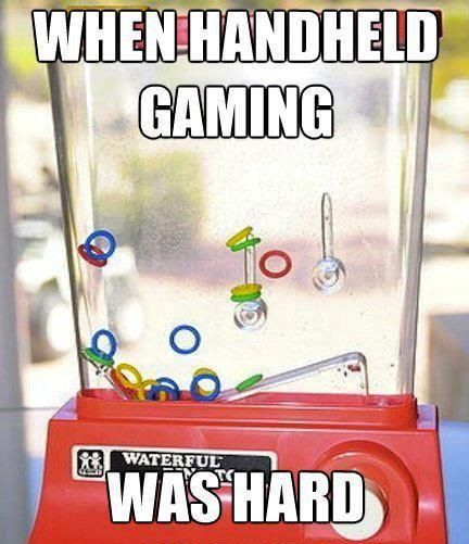 Games when I was a kid... Ohhh no, I'm dating myself, but it's all good cuz I know Im still a big kid today!