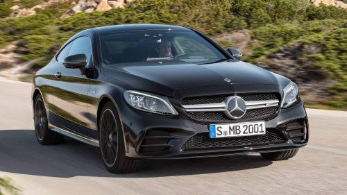 Facelifted 2019 Mercedes Benz C Class Coupe And Convertible Debut