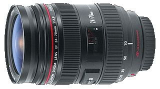 My favorite lens to rent: Canon EF 24-70mm f/2.8L USM