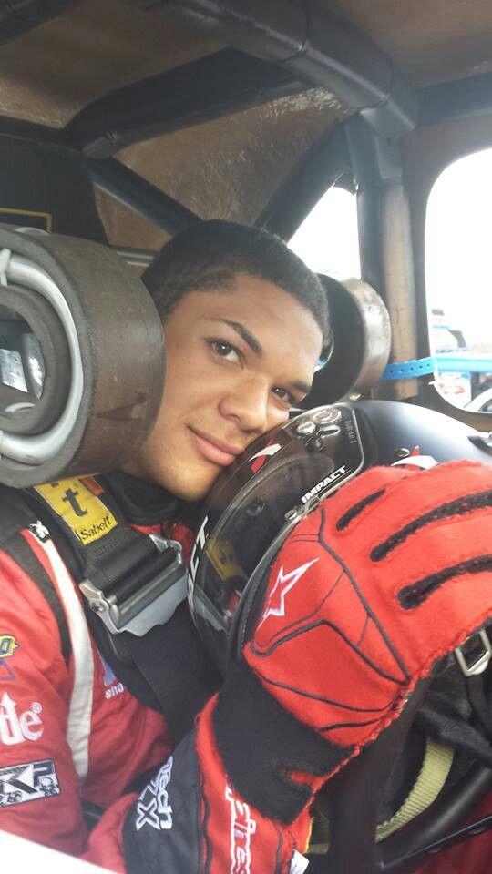 Future NASCAR star