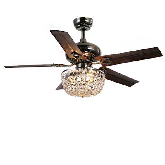 Ceiling Fan With Chandelier Light: Beautiful, The O'jays And Ceiling Fans On Pinterest