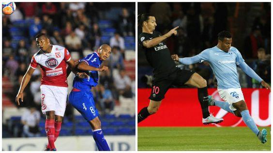 Felipe Carvalho largó el 2015 jugando ante Rentistas y lo cerró contra Real Madrid